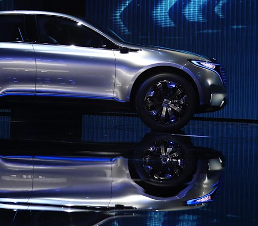 Luxury automakers to Tesla: We're coming for you