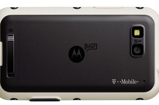 Motorola Defy hitting T-Mobile this holiday season, details to come... on Oprah
