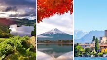 Holidays for the more mature, from Japan's 'Golden Route' to India's cultural highlights