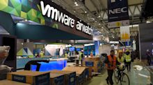 Cloud play VMware to rally nearly 20% on Amazon partnership, analyst says