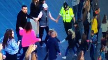 See the Moving Viral Moment During Justin Bieber's Emotional Speech at One Love Manchester Concert