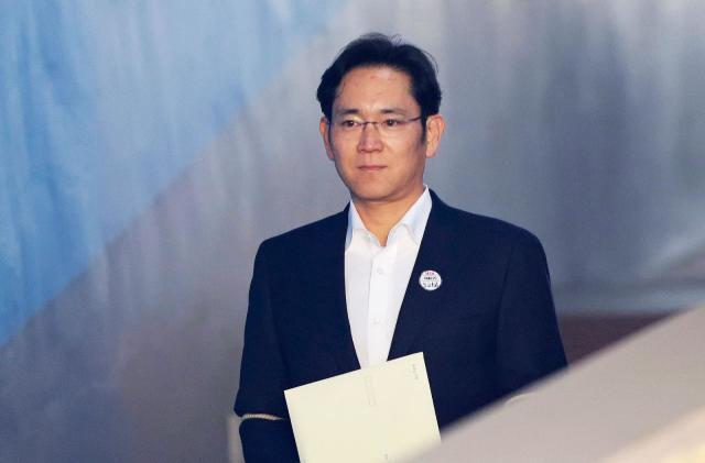 Disgraced Samsung boss walks free from prison