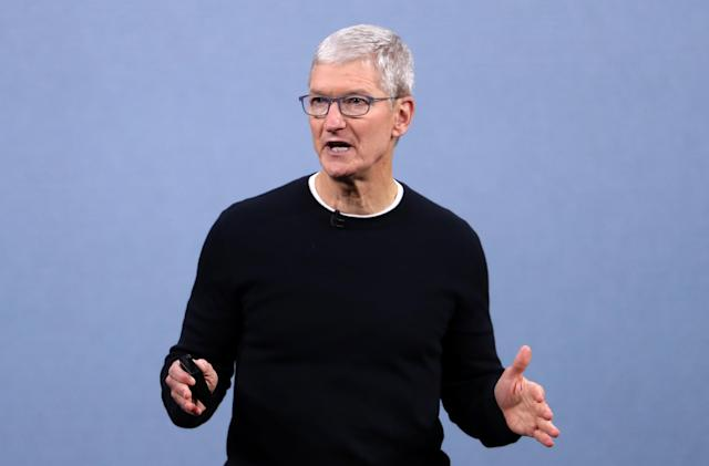 Tim Cook says Apple 'must do more' to combat racism