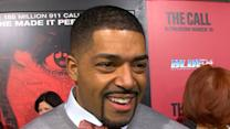 David Otunga Talks Doing Police Ride-Along As Role Research For 'The Call'