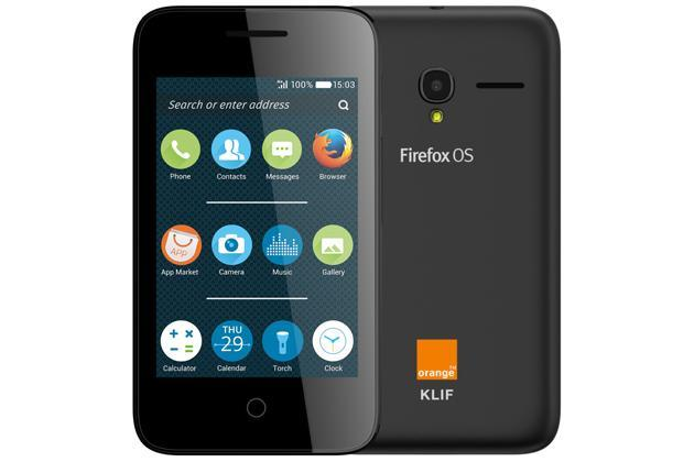 Mozilla is bringing Firefox OS to flip-phones and sliders