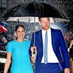 Duchess Meghan & Prince Harry Update Archewell Website with Spotify and Netflix Partnerships