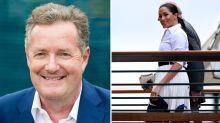 Piers Morgan criticises Meghan Markle's Vogue collaboration
