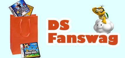 DS Fanswag: Better get those entries in!
