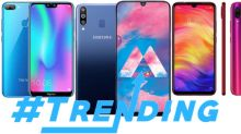 Last Week Most Trending smartphones: Redmi Note 7 Pro, Galaxy M30, Mi 9, Oppo F11 Pro and more
