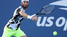 US Open (H) - US Open (H): Corentin Moutet balayé par Félix Auger-Aliassime