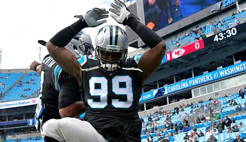 NFL: Fünfjahresvertrag: Panthers verlängern mit Short