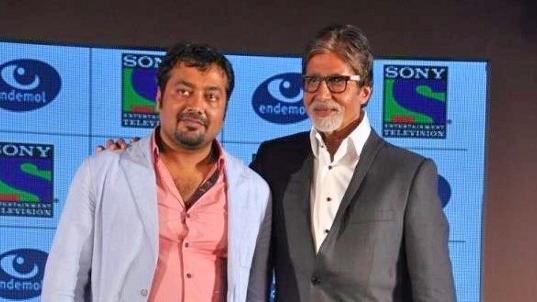 BREAKING NEWS:Amitabh Bachchan To Act In A Tv Series