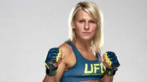Justine Kish Off UFC Fight Night 92 Card Due to Spiral Fracture
