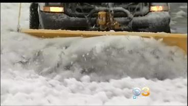 Residents Down The Shore Dealing With Even More Snow This Winter