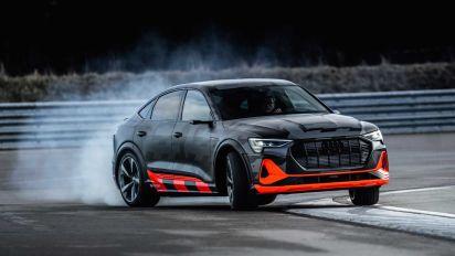 Audi e-tron S 2020, el elefante bailarín