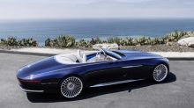 Why Tesla Fans Should Cheer This Gorgeous Mercedes-Benz Show Car