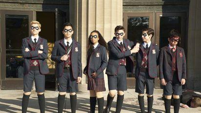 'Umbrella Academy': conheça a série da Netflix