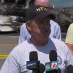 National Transportation Safety Board briefs on Earnhardt plane crash