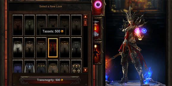 Diablo III transmogrification coming to WoW