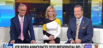 'Fox & Friends' and 'The View react toBiden 2020
