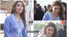 FASHION CULPRIT OF THE DAY: Sara Ali Khan, It Looks Like You Are Dressed To Hit The Sack
