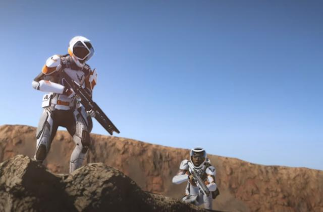The next 'Elite Dangerous' expansion lets players walk on planets