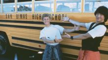 Alex Winter unearths behind-the-scenes 'Bill and Ted's Excellent Adventure' photos