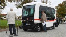 Erster autonomer Kleinbus in Deutschland transportiert 10.000sten Fahrgast