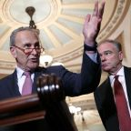 Schumer sends letter to set framework for impeachment trial