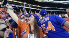 T.J. Rivera and Mets fans own the Mannequin Challenge