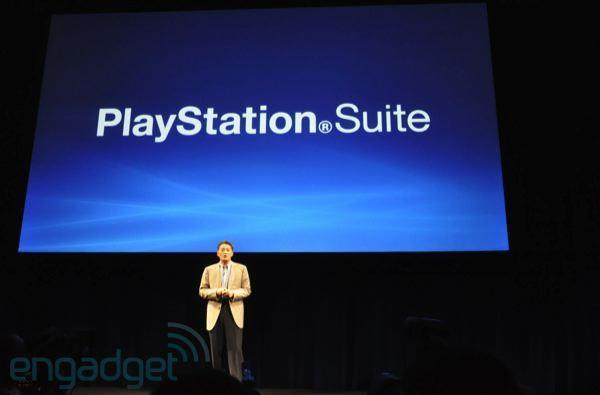Sony reveals PlayStation Suite framework, store for Android gaming