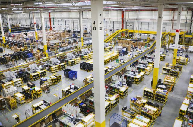 Amazon draws criticism for firing employee who led coronavirus protest