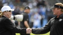 What is going on with the Raiders? Third player retires in camp, fourth exec resigns
