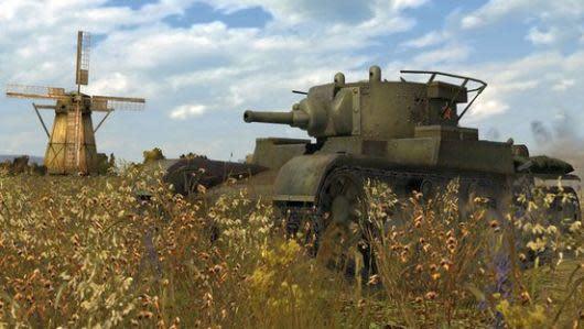 World of Tanks celebrates July 4th via a big tank tournament