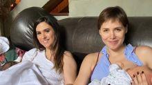 6 mamães famosas (e reais) que nos inspiram nas redes sociais