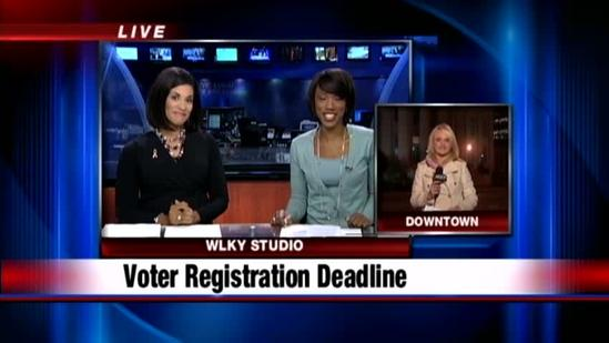 Today is last day for voter registration in Ky., Ind.