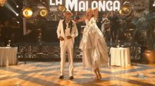 "It takes 2 'DWTS' dancers to salsa with 7' 2"" Kareem Abdul-Jabbar"
