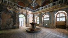 PHOTOS: Urban explorer uncovers abandoned Romanian spas and bathhouses
