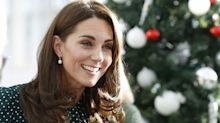 Kate Middleton Took Prince George and Princess Charlotte Christmas Shopping for Bargains