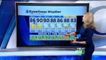 Katie Fehlinger's 7 AM Forecast: Monday, May 25, 2015