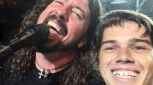 Foo Fighters' Dave Grohl just made this fan's day