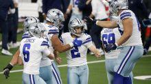 Greg Zuerlein's onside kick, field goal leads Cowboys to wild comeback win against Falcons