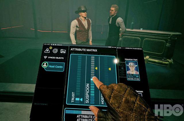 Wandering the VR halls of 'Westworld Awakening'