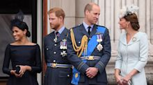 Do the royals act too much like celebrities?