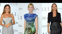 The Stars Shine At 'ELLE's' 19th Annual Women In Hollywood Celebration