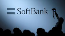 SoftBank Group's share rally ends, bonds fall after Moody's downgrade