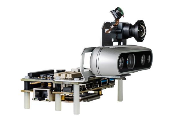 Qualcomm's 5G RB5 robotics platform will help drones navigate tight spaces