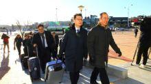 Delegation aus Seoul besucht zur Vorbereitung der Winterspiele Nordkorea