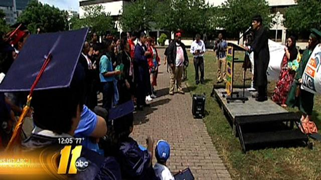 North Carolina undocumented immigrants ask for in-state tuition prices
