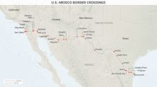 This Map Shows How Much Four US States Depend On Mexico